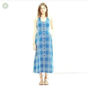 Rivet & Thread Denim Dress NWT